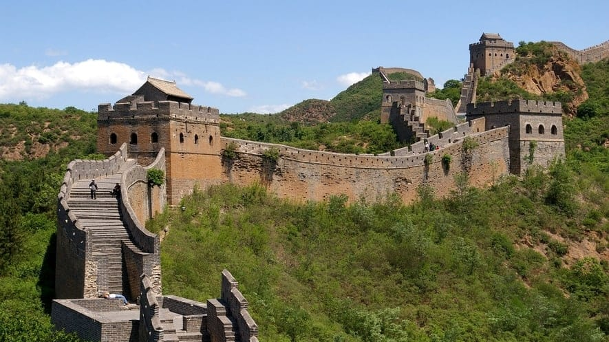 6 Awesome Facts About The Great Wall Of China