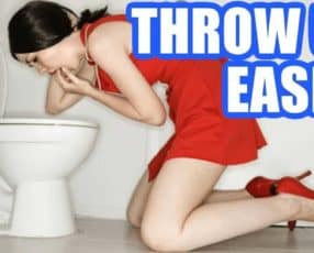 HowTo Make Yourself Throw Up